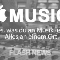 [FLASH NEWS] Apple Music auf Android - ja, Apple Music auf Chromecast - nein!