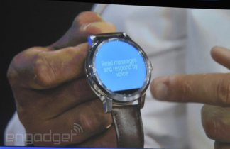 Android Wear Smartwatch by Fossil