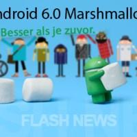 [FLASH NEWS] Android 6.0: Samsung gibt Smartphone Update Pläne bekannt