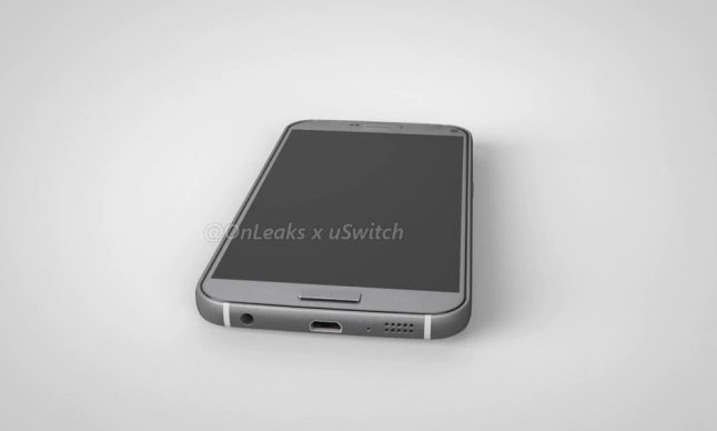 Samsung Galaxy S7 Plus Render