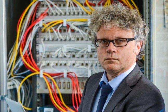 Hamburgs Datenschutzbeauftragter Prof. Dr. Johannes Caspar
