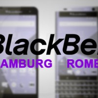Erste Bilder des BlackBerry Rome und BlackBerry Hamburg