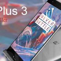 OnePlus 3: TENAA verrät technische Daten!