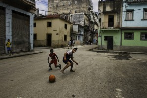 Colors of Cuba 2 by Steve McCurry