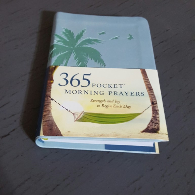 Image result for 365 pocket morning prayers
