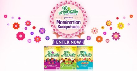 Go-organically-sweepstakes