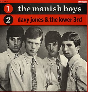 David Bowie The Manish Boys