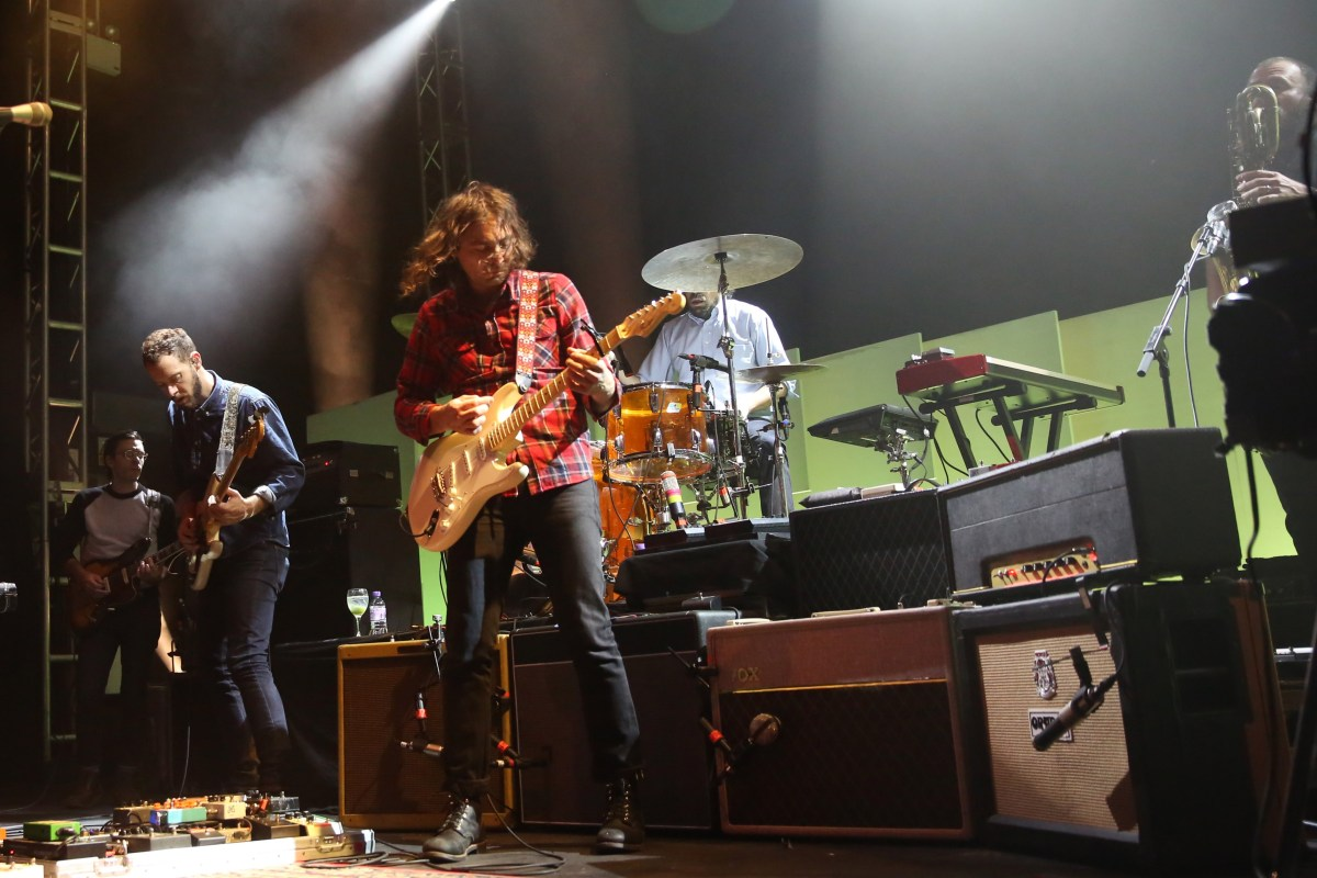 The War on Drugs/Amen Dunes – O2 Academy, Leeds, 26th February 2015