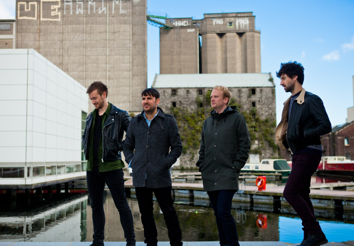 Track of the Day #910: Delorentos - Valley Where the Rivers Run - VIDEO PREMIERE