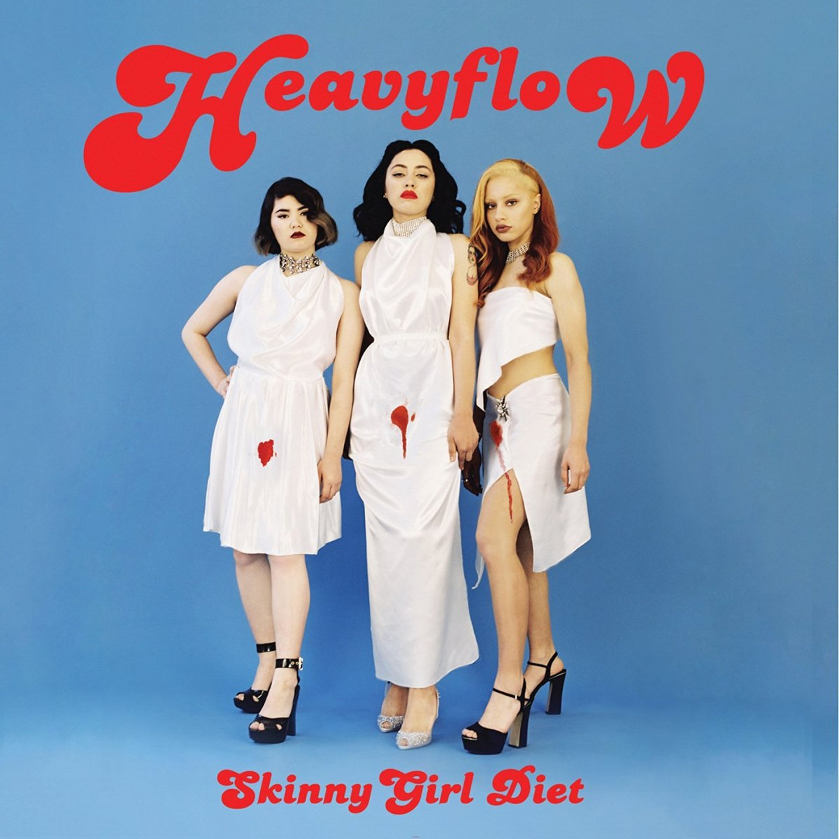 Skinny Girl Diet - Heavy Flow (Fiasco Recordings)