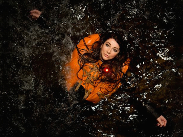 NEWS: Kate Bush announces new live album 'Before the Dawn'