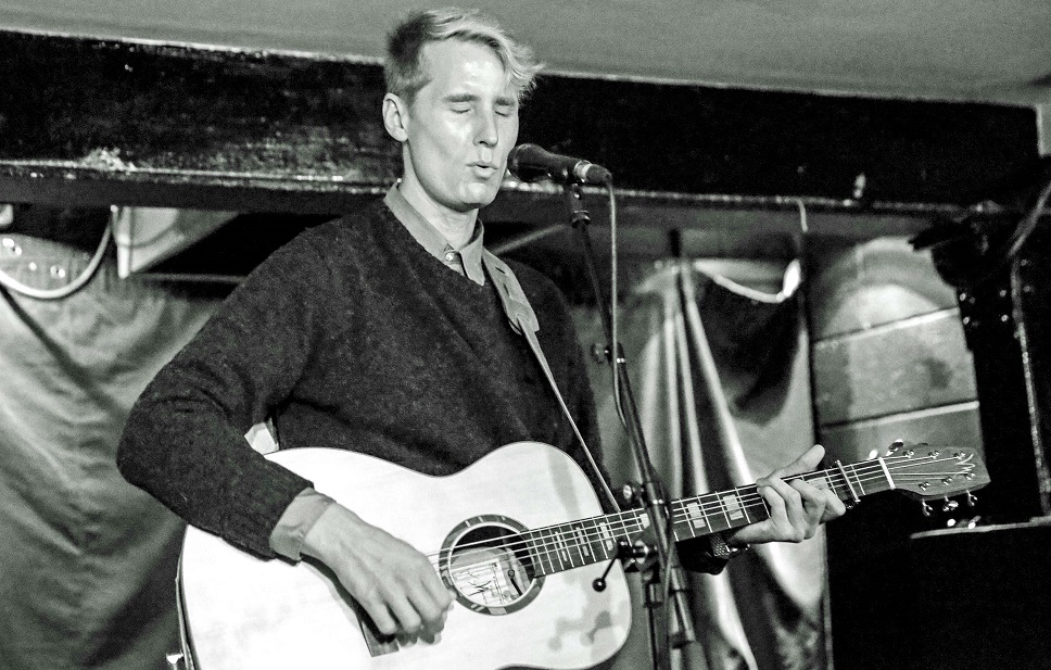 Tom Brosseau - The Basement, York, 20/10/2016