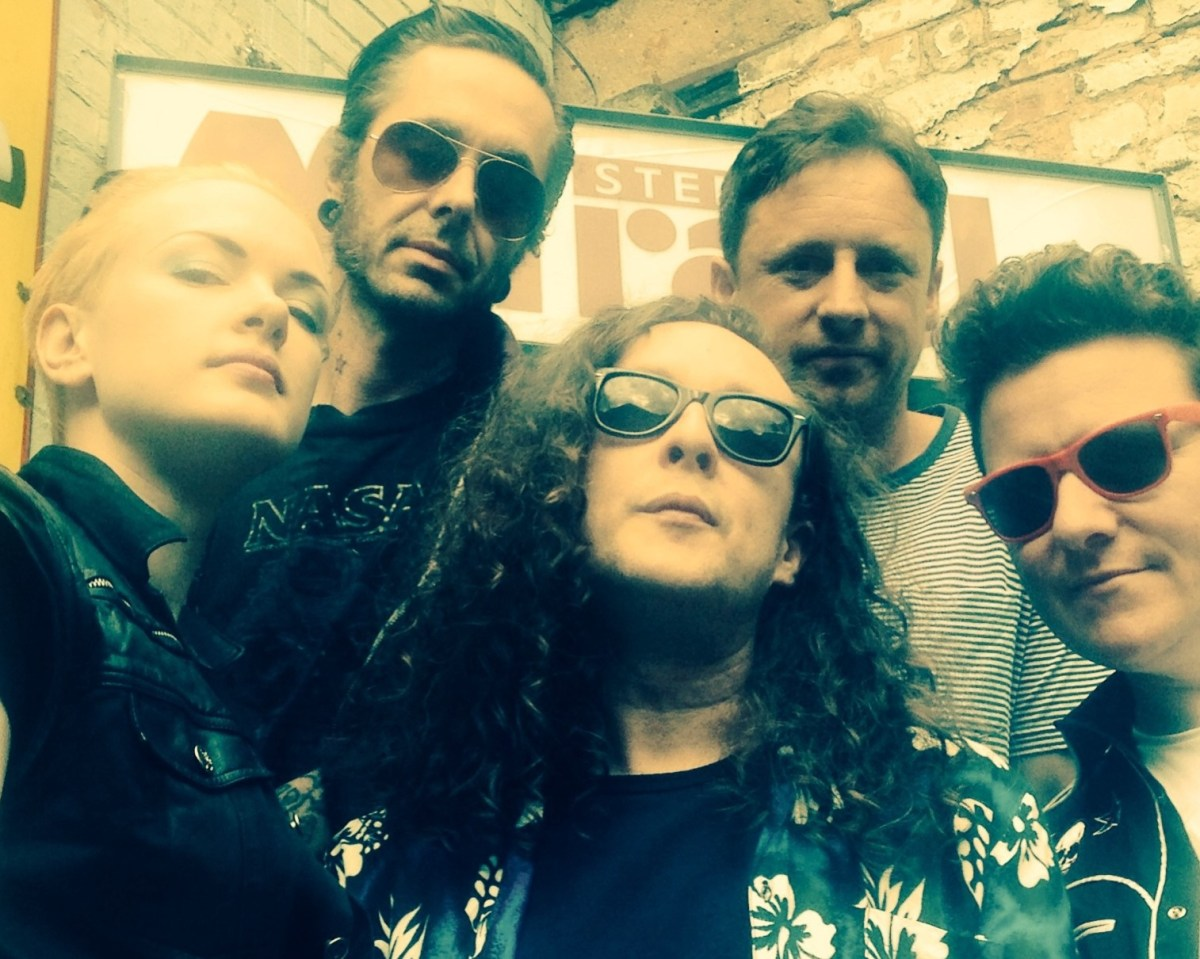 A Bunch Of Fives: a retrospective with The Wonder Stuff's Miles Hunt – PART FOUR, Oh No It's... The Wonder Stuff