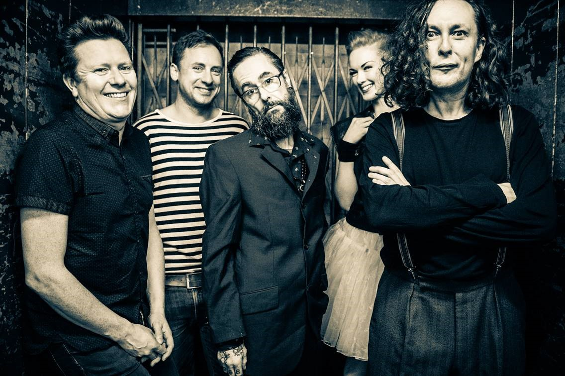A Bunch Of Fives: a retrospective with The Wonder Stuff's Miles Hunt - PART ONE, Escape from Rubbish Island