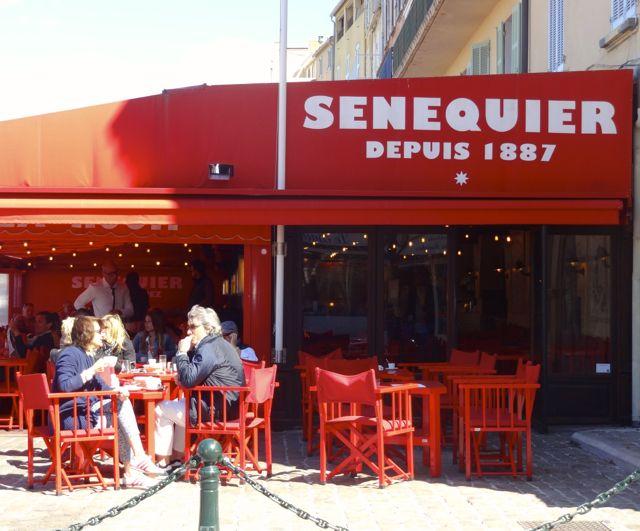 oldest restaurant in St Tropez