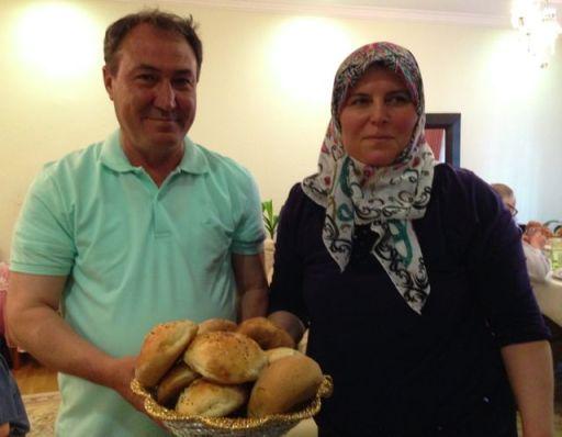 Turkish host family in Konya