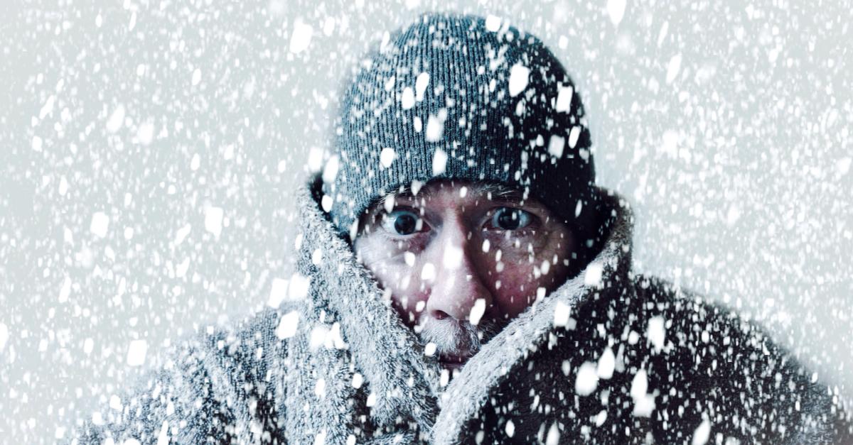When it's cold outside, the service from your HVAC repair technician shouldn't be.