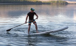 Lake McDonal Tandem Kayak and inflatable paddleboard Rental - Glacier Outfitters (1 of 2)
