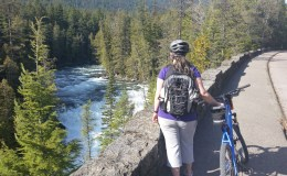 Going to the Sun Road Bike,