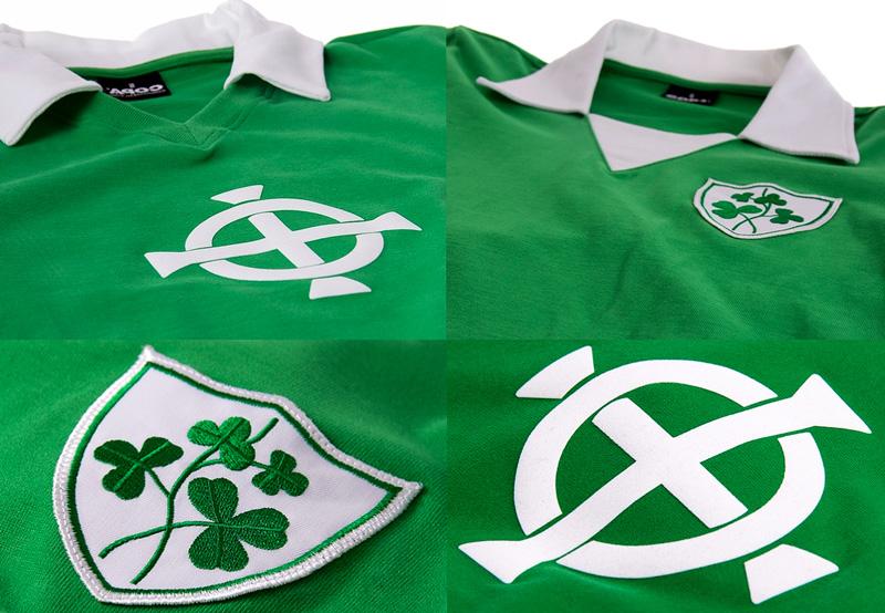 Ierland-shirts