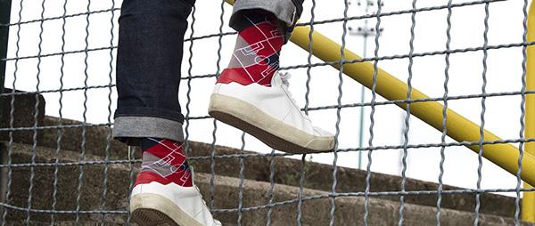 COPA Argyle socks