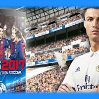 Pro Evolution Soccer 2017 (PSP) - Patch Download
