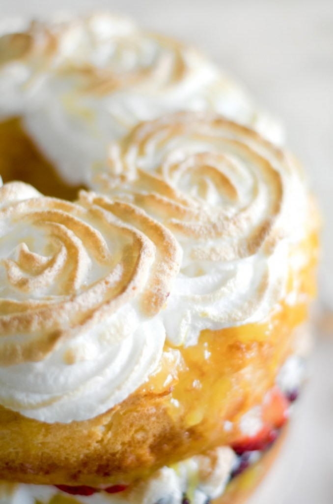 Grilled Angel Food Cake With Lemon Curd Recipes — Dishmaps