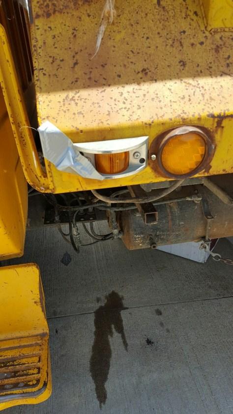 Fixed Dump Truck Light Boo Boo