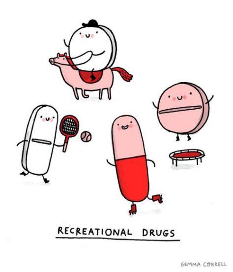 Recreational Drugs Puns