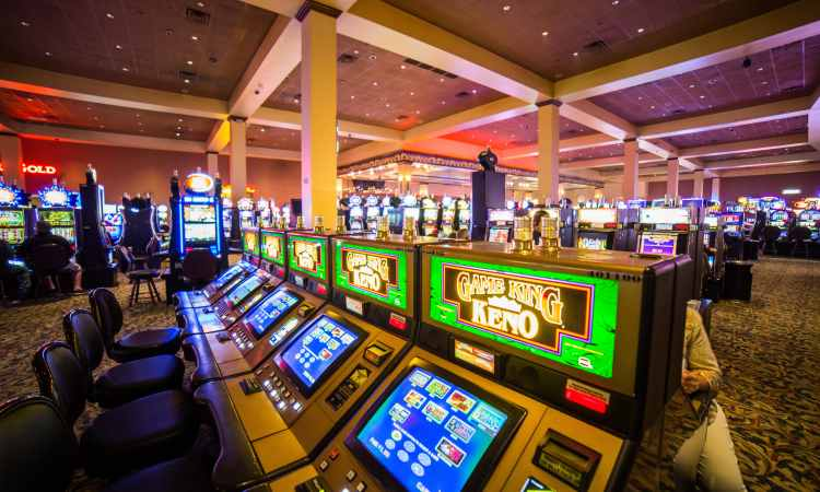 casino games and slots