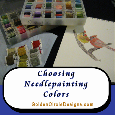 NeedlePainting Colors