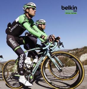 team belkin teamkit jersey saison 2014