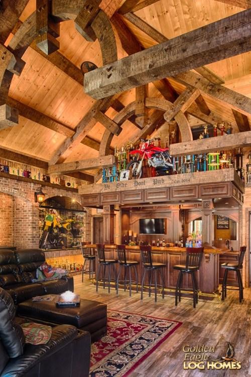 Excellent Pub Gen Eagle Log Timber Log Home Cabin S Inside Rustic Homes