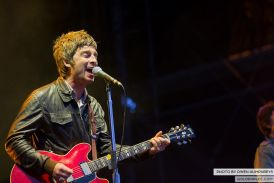 Review: Kasabian and Noel Gallaghers High Flying Birds at Marlay Park
