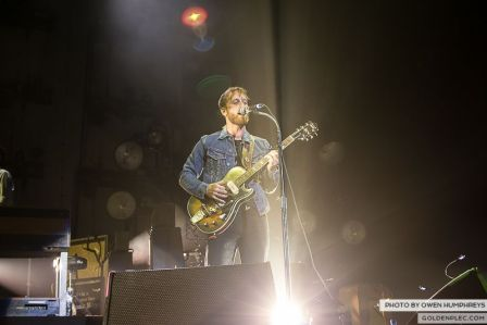 Review: The Black Keys at The O2