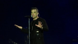 Robbie Williams at The O2 Dublin | Review
