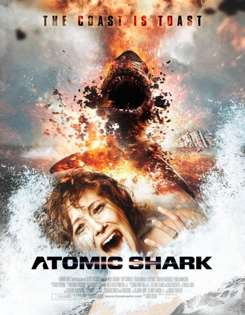 Syfy's Atomic Shark Music Video is The Bomb Y'all