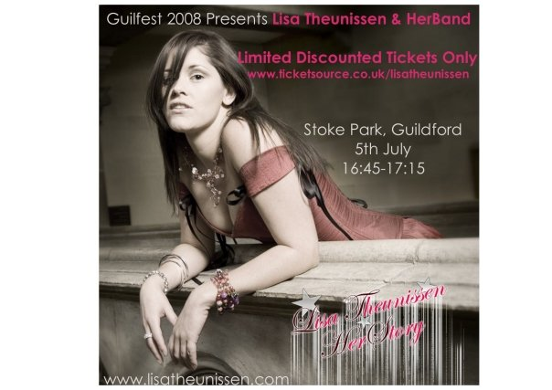 UK 2006-2010, Press - GujlFest 2008