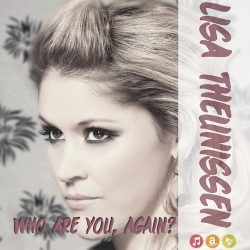 Lisa Theunissen, Who Are You, Again? - Album Cover with logos