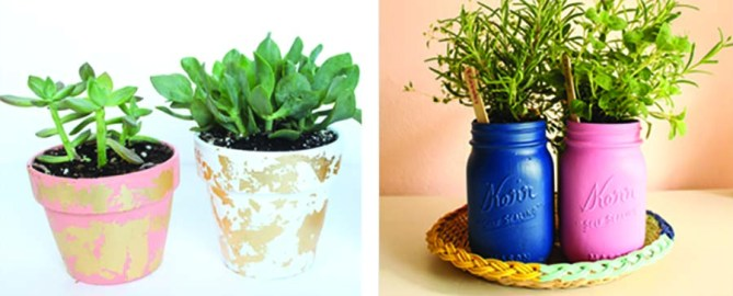 DIY Summer Garden Projects