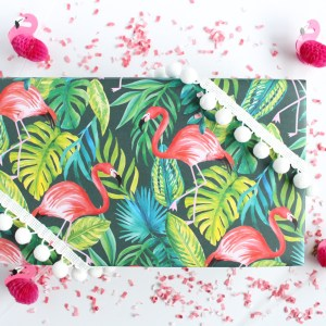 Wrap It Wednesday: Flamingo Wrap by Gold Standard Workshop