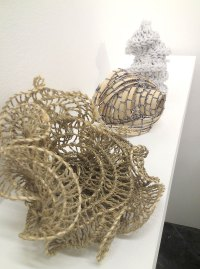 Creative basketry at City Lit