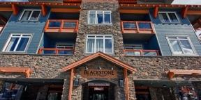 Blackstone Mountain Lodge - GolfCanadasWest.com