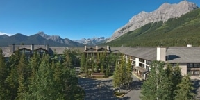 Delta Lodge at Kananaskis - GolfCanadasWest.com
