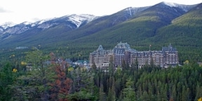 Fairmont Banff Springs - Golf CanadasWest.com