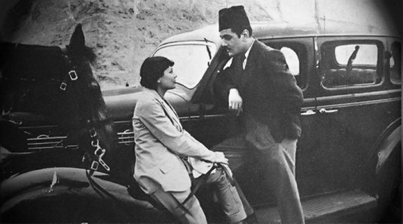 حسين صدقي وحكمت فهمي