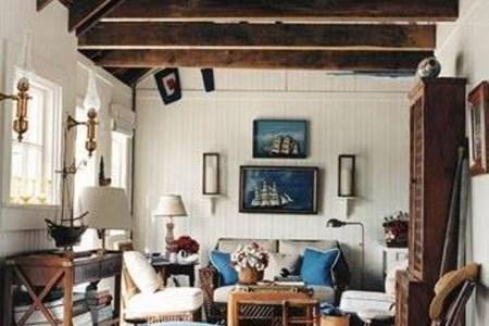 rustic nautical home design1