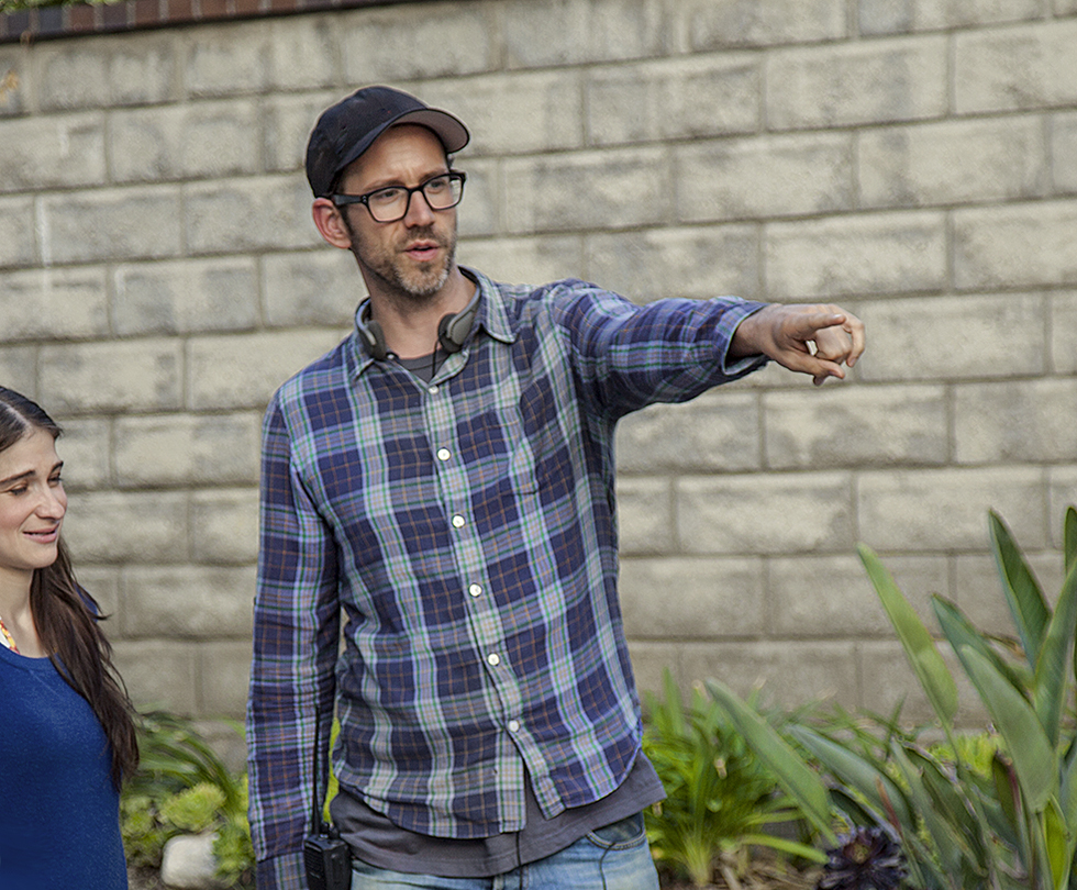 Brandon Walter Directing Shaina Vorspan in GONE DOGGY GONE