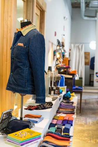 Find your style at Fraques in Downtown New Orleans