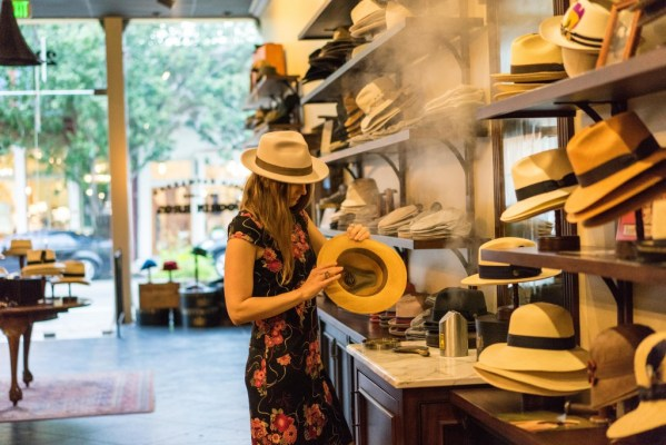 Goorin Bros. is a boutique chain of hat shops, with two New Orleans locations: on Magazine Street in the Lower Garden District, and in the French Quarter on Royal Street behind St. Louis Cathedral